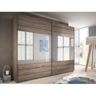 Stanley Remo 2 Door Sliding Wardrobe By Selsey Living