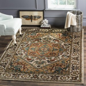 Summit Ivory Area Rug