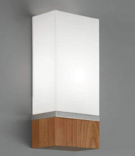 Ilex cube 1 light wide wall sconce reviews wayfair cube 1 light wide wall sconce aloadofball Choice Image