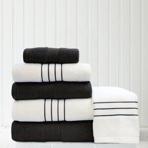 Striped Bath Towels Youll Love Wayfair