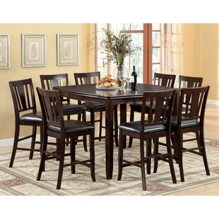 Square Trestle Kitchen Dining Tables Youll Love Wayfair - Square trestle dining table