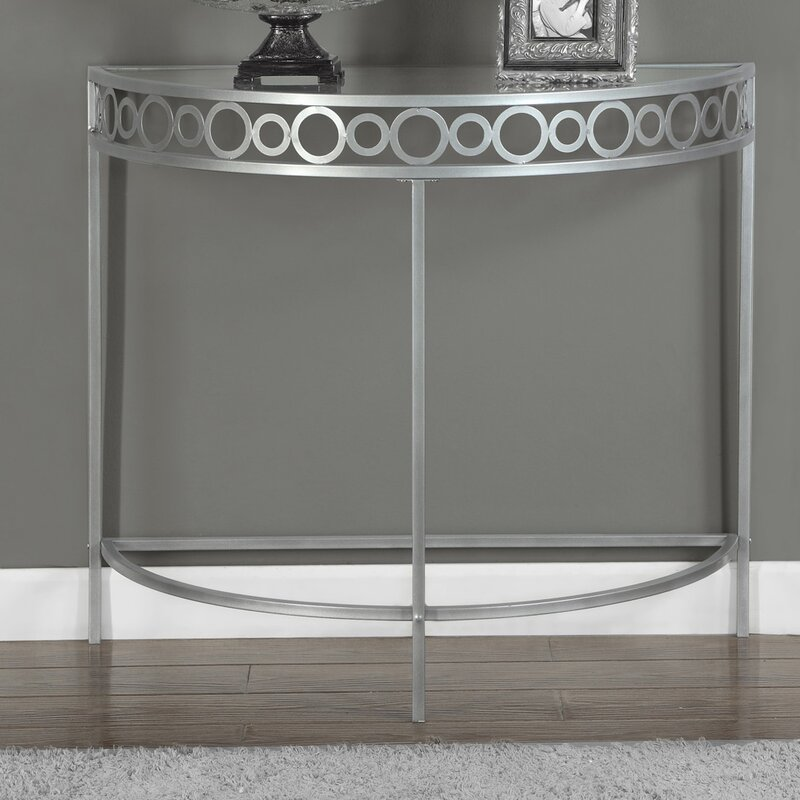 Foyer Console Reviews : Monarch specialties inc hall console table reviews