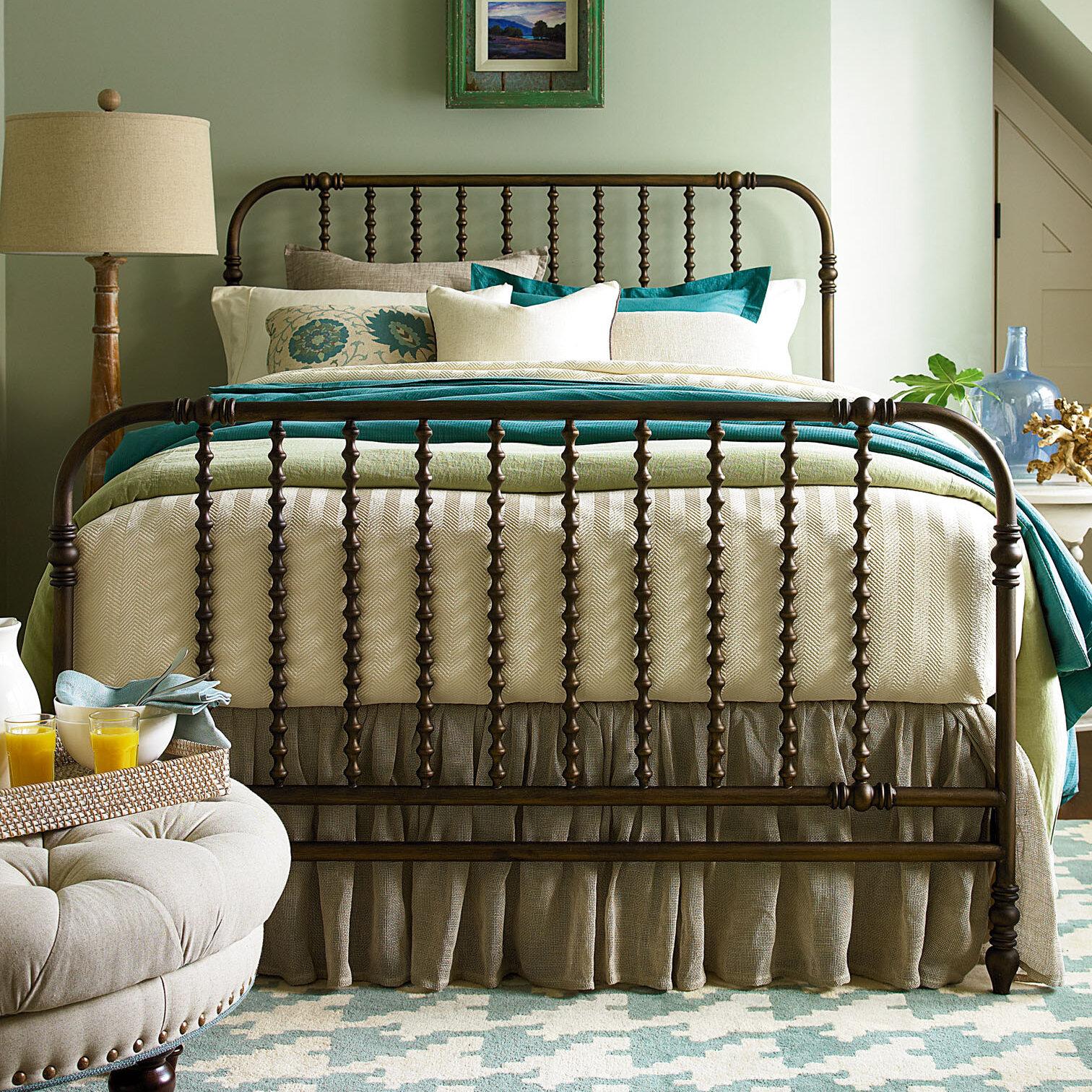 Lovely Paula Deen Home River House Panel Bed U0026 Reviews | Wayfair
