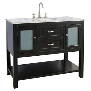 Bathroom Vanity Table rustic bathroom vanities you'll love | wayfair