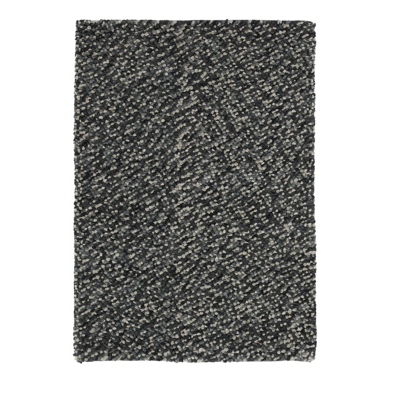 Langley Street Montecito Hand Knotted Grey Area Rug