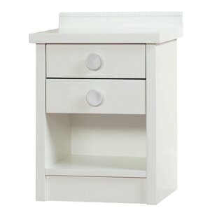 Sol 2 Drawer Bedside Table by World Design Spain