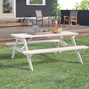 Sinopah Pine Picnic Table