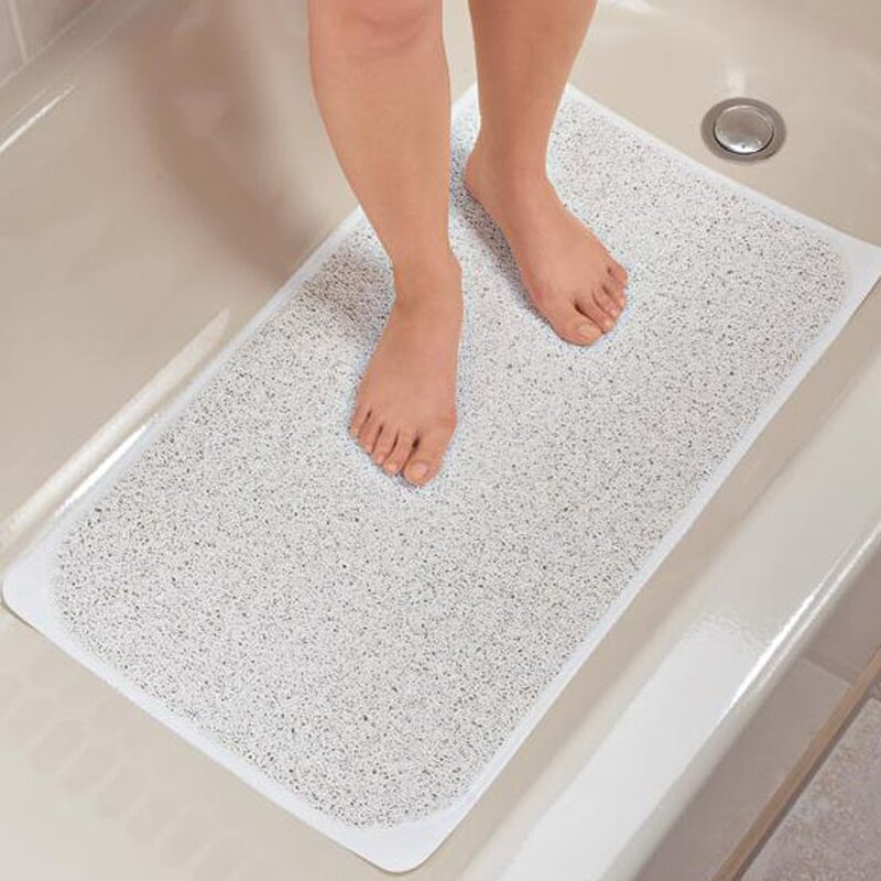 Perfect Loofah Premium Woven Non Slip Bathtub Shower Mat