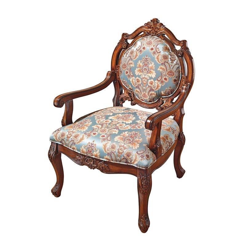 Madame de Pompadour Sitting Room Armchair Louis