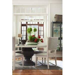 Tennille Fabric 5 Piece Dining Set by Aug..