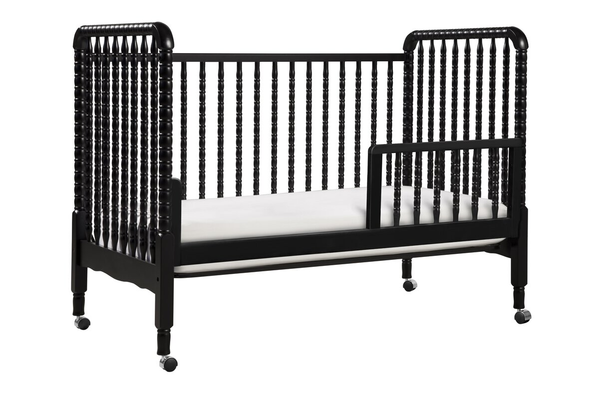 All In One Crib Davinci Jenny Lind 3 In 1 Convertible Crib Reviews Wayfair