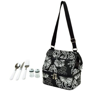 Night Bloom Insulated Lunch Bag
