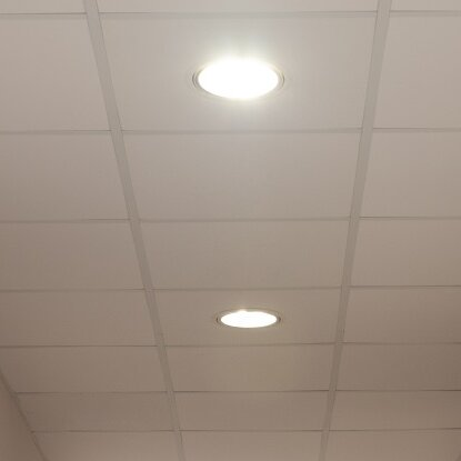 Lithonia Lighting 9 6W Ultra Thin 4 Dimmable Recessed Ceiling