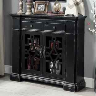 Superbe Gaddy Antique Hallway Accent Cabinet