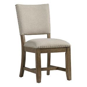 Alesha Brown Side Chair (Set of 2) by Loon Peak