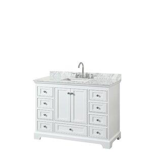 Deborah 48 Single Bathroom Vanity Set