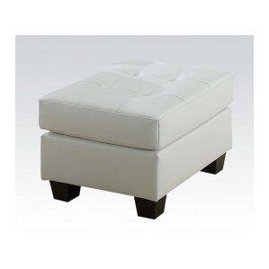 Platinum Ottoman by ACME Furniture