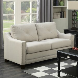 Vaillancourt Loveseat by A..