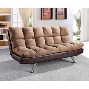 Latitude Run Hertford Convertible Sofa