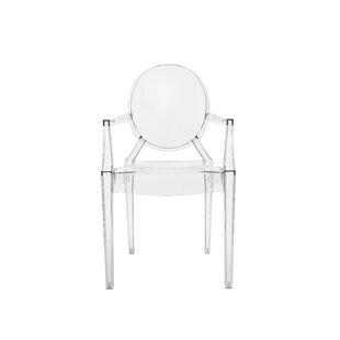 Acrylic Clear Desk Chair | Wayfair