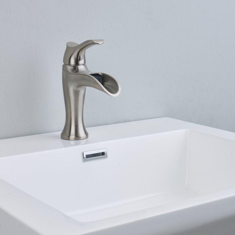 Swan® Single hole Bathroom Faucet