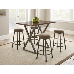 Red Cliff 5 Piece Counter Height Dining Set by Trent Austin Design