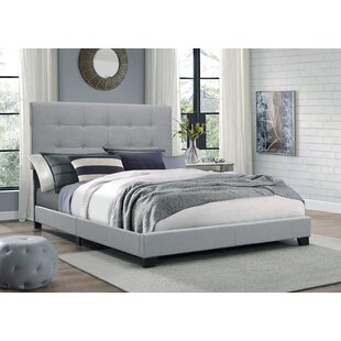 4a0cc0331904 King Size Upholstered Beds You'll Love | Wayfair