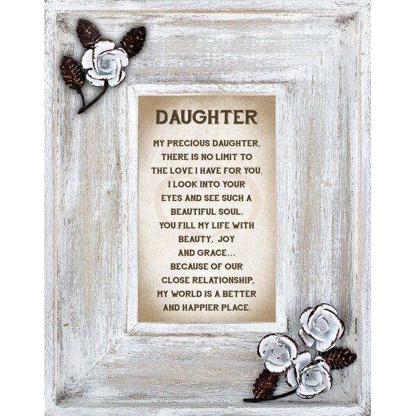 CBGT Daughter Picture Frame   Wayfair