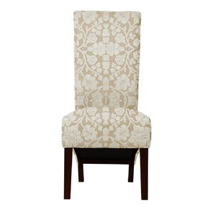 Audra Pandora Fabric Parsons Chair (Set of 2) by Darby Home Co