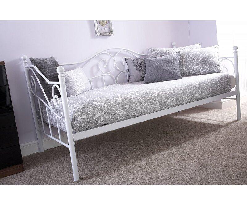 Home Loft Concept Madison Bed Frame Reviews Wayfair Co Uk