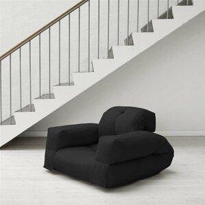 Hippo Futon Chair by Fresh Futon