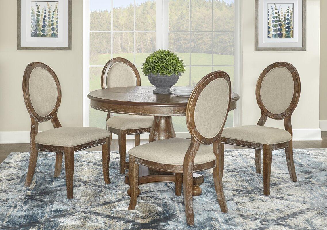 Pedestal Kitchen \u0026 Dining Room Sets You\u0027ll Love | Wayfair