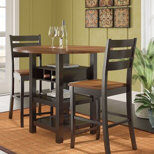 Aer 3 Piece Pub Table Set