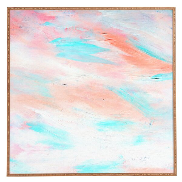 Coral Colored Wall Art Wayfair