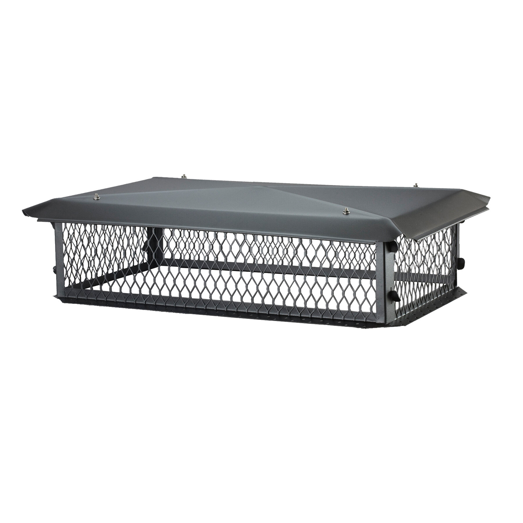 Shelter Galvanized Steel Multi Flue Chimney Cap U0026 Reviews | Wayfair