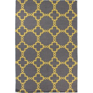 Rockport Grey Area Rug
