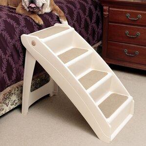 Pup 4 Step 28  Pet Stairs & Dog Ramps u0026 Stairs Youu0027ll Love | Wayfair islam-shia.org