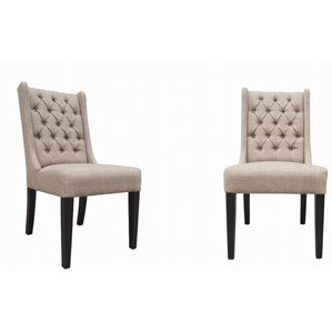 Captiva Side Chair (Set of 2) by Padmas Plantation