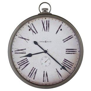Well-known Wall Pocket Watch Clock   Wayfair LU05