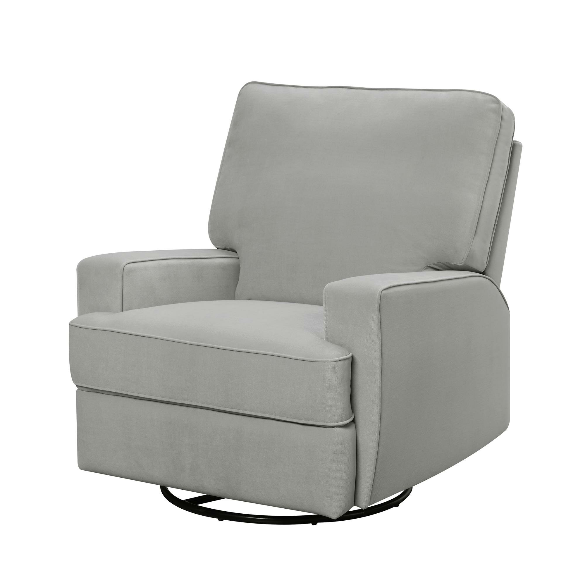 antonio swivel reclining glider reviews allmodern