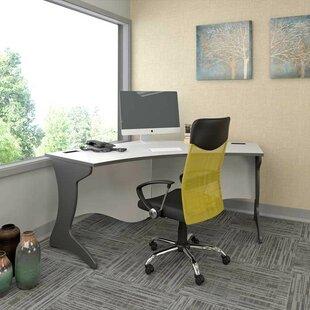 Workspace Furniture Office Interior Corner Office Desk Decor Workspace Corner Desk Shell Wayfair Corner Desks Youll Love Wayfair
