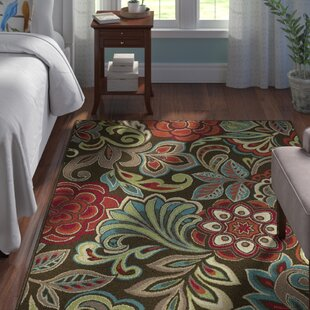 Brightling Brown Area Rug By Andover Mills