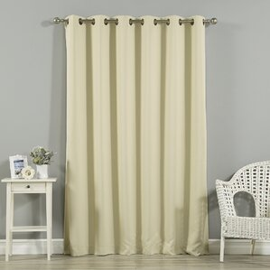 108 Inch - 119 Inch Curtains & Drapes You\'ll Love | Wayfair