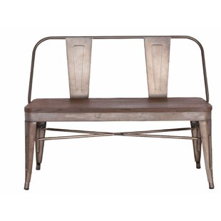 Goza Metal Bench