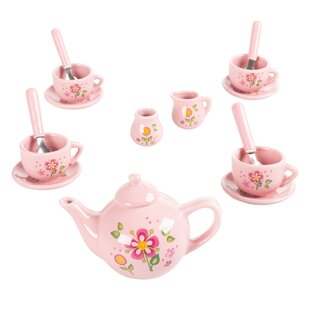 Little Girls Tea Sets Wayfair