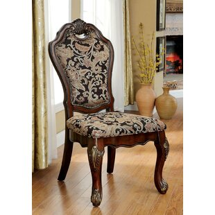 Dufault Upholstered Dining Chair (Set of 2)