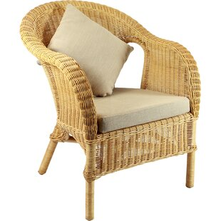 Jasper Rattan Chair  sc 1 st  Wayfair & Wicker Rattan Cane Chair | Wayfair.co.uk
