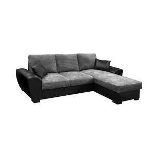 Jumbo Cord Corner Sofa Wayfair Co Uk