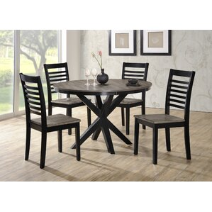 Clipper City 5 Piece Dining Set by Red..