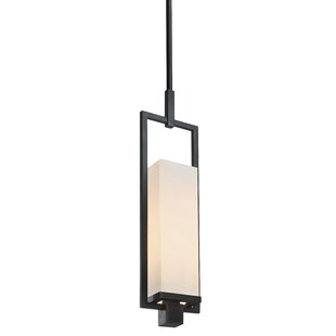 Extra long pendant light wayfair metro 1 light long pendant mozeypictures Image collections